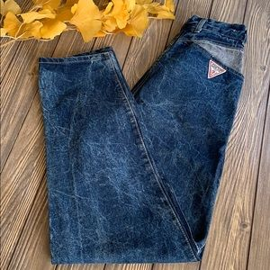 Rare Vintage Guess Jeans NWT
